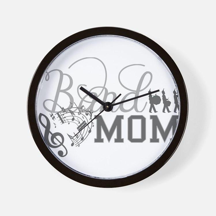 Band Mom Wall Clock
