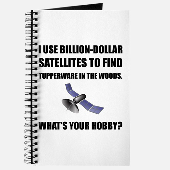 GeoCache Satellites Journal
