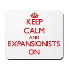 EXPANSIONISTS Mousepad