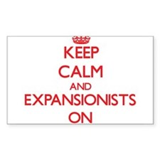 EXPANSIONISTS Decal