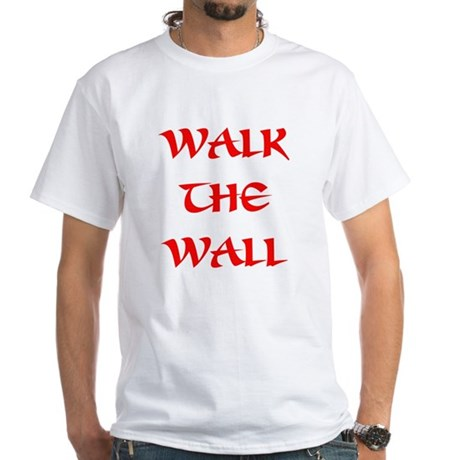 The Great Wall White T-Shirt