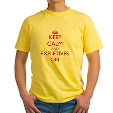 EXPLETIVES T-Shirt
