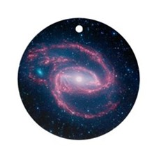 Coiled Galaxy Ornament (Round)
