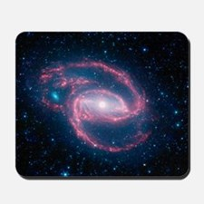 Coiled Galaxy Mousepad