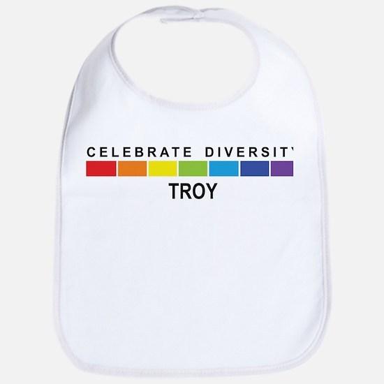 TROY - Celebrate Diversity Bib