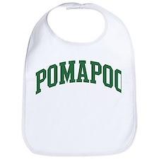 Pomapoo (green) Bib