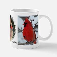 Queen Cardinal Mugs