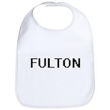 Fulton digital retro design Bib