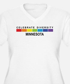 MINNESOTA - Celebrate Diversi T-Shirt