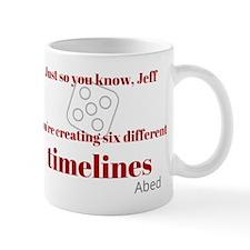 Six Timelines Mugs