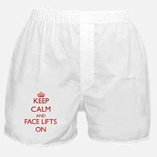 Face Lifts Boxer Shorts