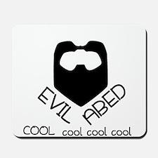 Evil Abed Mousepad