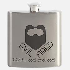 Evil Abed Flask