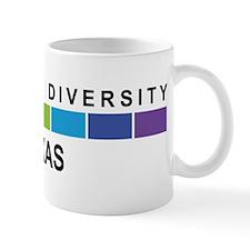 TEXAS - Celebrate Diversity Mug