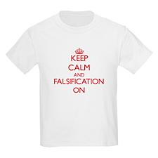 Falsification T-Shirt