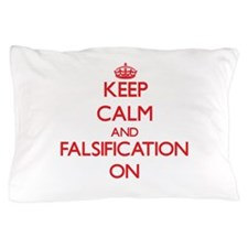 Falsification Pillow Case
