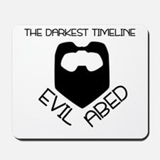 The Darkest Timeline Mousepad