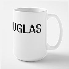 Douglas digital retro design Mugs
