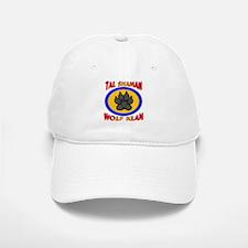 TAL SHAMAN WOLF KLAN Baseball Baseball Cap