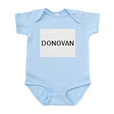 Donovan digital retro design Body Suit