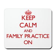 Family Practice Mousepad