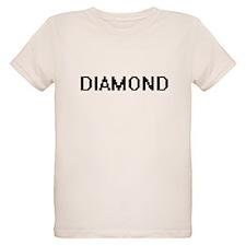 Diamond digital retro design T-Shirt