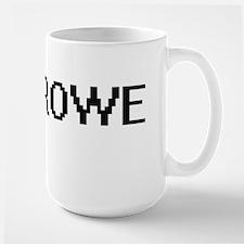 Crowe digital retro design Mugs
