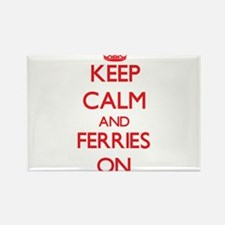 Ferries Magnets