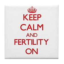 Fertility Tile Coaster