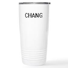 Chang digital retro des Travel Mug