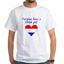 Everyone Loves A Dutch Girl T-Shirt