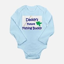 Daddy's Future Fishing Buddy Body Suit