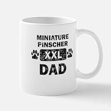 Miniature Pinscher Dad Mugs