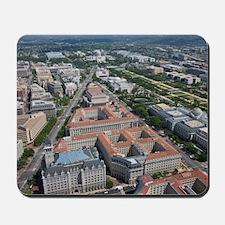 Federal Triangle Washington D.C. Mousepad