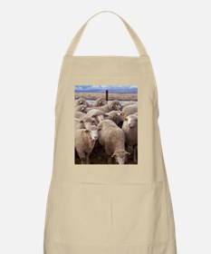 Sheep Herd Apron