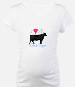 I Love My Black Angus Shirt