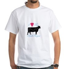 I Love My Black Angus T-Shirt