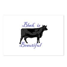 Black Is Beautiful Postcards (Package of 8)