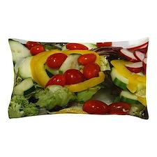 Fresh Garden Salad Pillow Case
