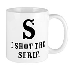 Cool The shot Mug