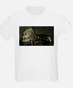 Coliseum At Night T-Shirt
