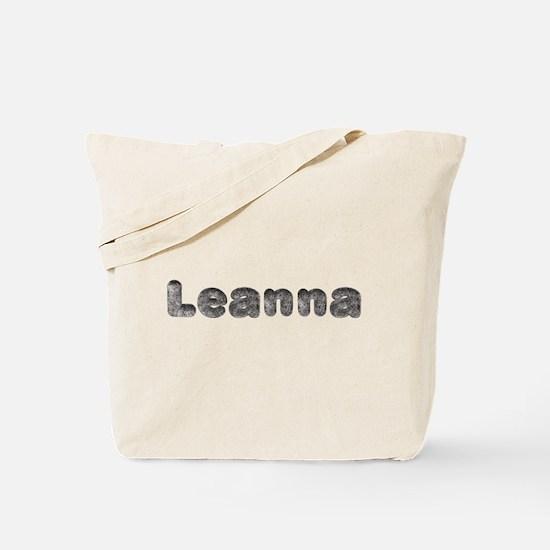 Leanna Wolf Tote Bag