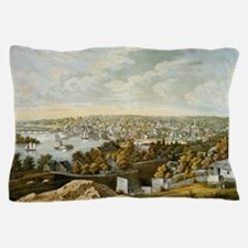 Vintage Pictorial Map of Georgetown (1 Pillow Case