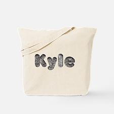 Kyle Wolf Tote Bag