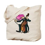 Mad Cellist Cello Tote Bag
