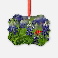 Wildflower Design Ornament