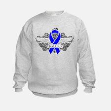 TBI Fighter Wings Sweatshirt