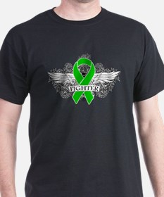 Spinal Cord Injury Fighter Wings T-Shirt