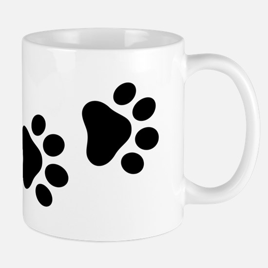 Cute Dog paws Mug