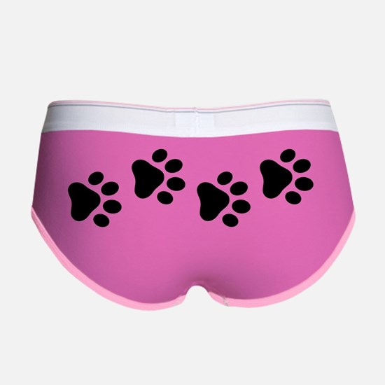 Funny Paws Women's Boy Brief